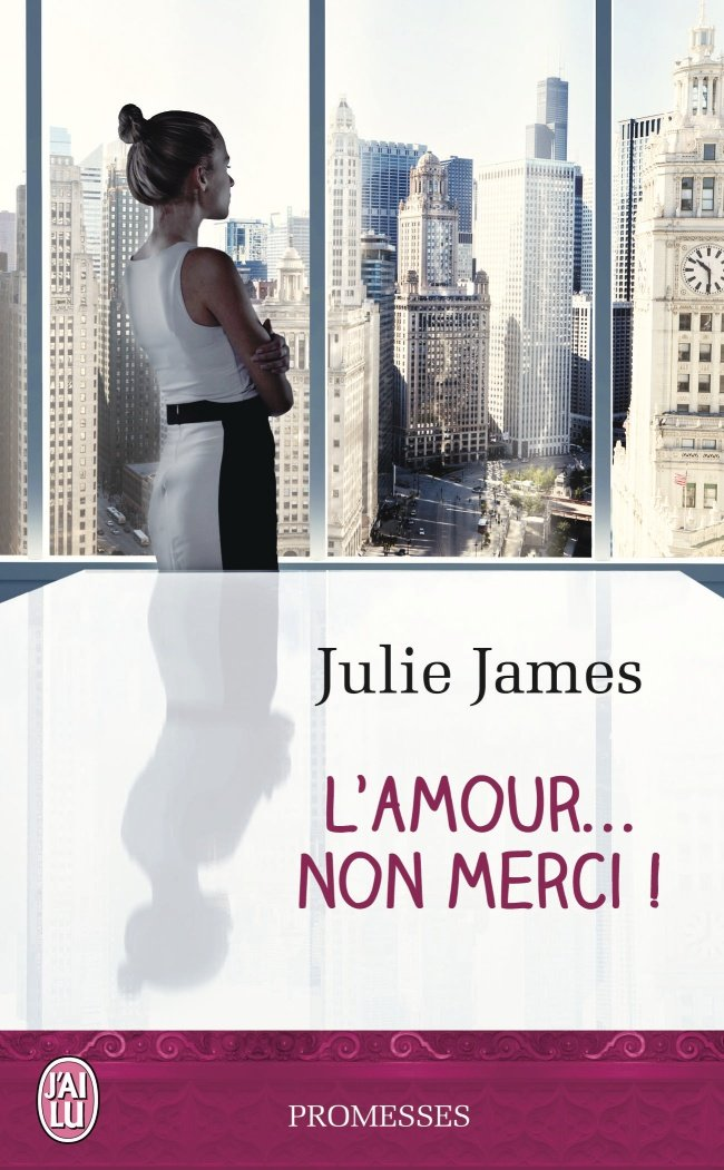 julie james serie fbi español