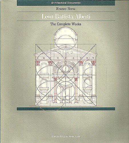 Leon Battista Alberti Architectural documents