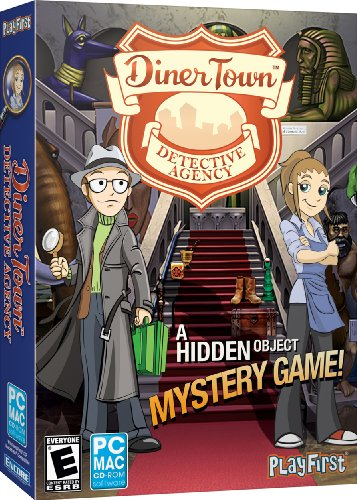 Dinertown Detective Agency front-119813