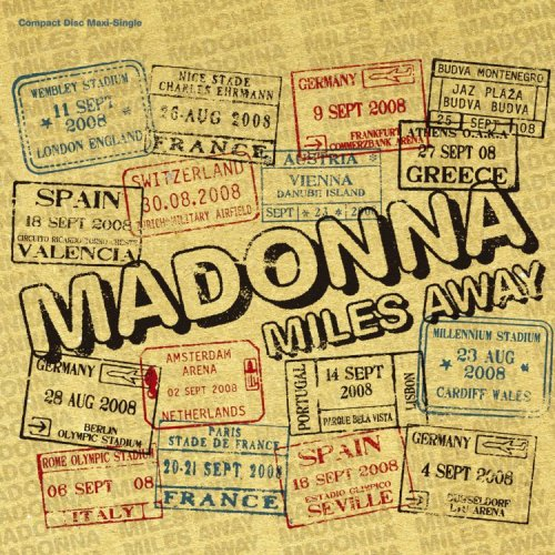 Madonna - Miles Away - Zortam Music
