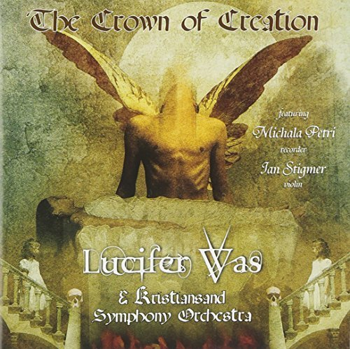Lucifer Was CD Covers