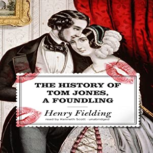 The History of Tom Jones, a Foundling Audiobook
