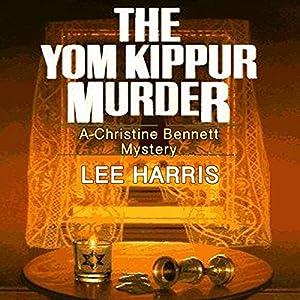 The Yom Kippur Murder Hörbuch