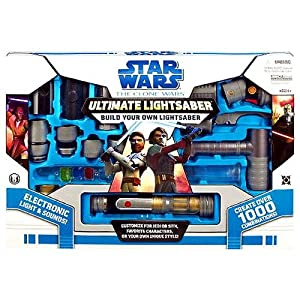 Star Wars Clone Wars Ultimate Light Saber