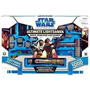Star Wars Clone Wars Ultimate Light Saber