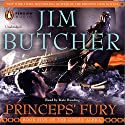 Princeps' Fury: Codex Alera, Book 5 Audiobook by Jim Butcher Narrated by Kate Reading