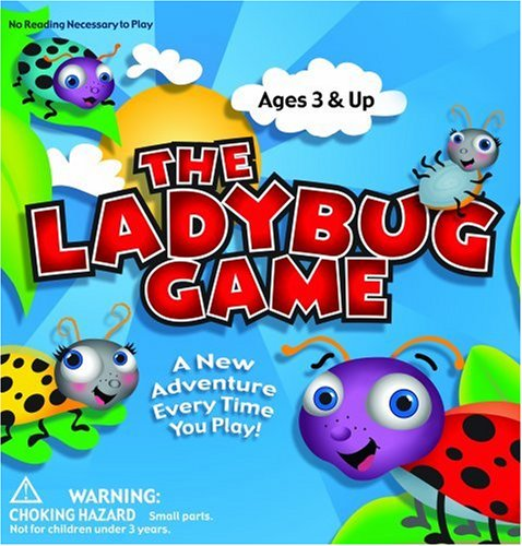 Zobmondo Entertainment The Ladybug Game