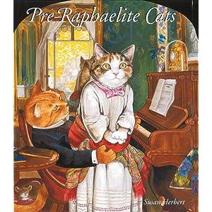 Pre-Raphaelite Cats Susan Herbert
