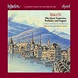 Bach: Great Fantasias, Preludes & Fugues