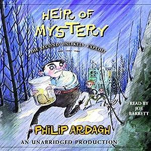 Heir of Mystery Audiobook