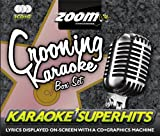 Zoom Karaoke CD+G - Crooning Superhits - Triple CD+G Karaoke Pack Zoom Karaoke