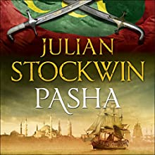 Pasha: Thomas Kydd 15 (       UNABRIDGED) by Julian Stockwin Narrated by Christian Rodska