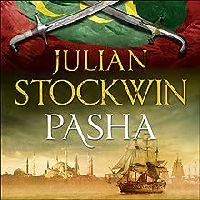 Pasha: Thomas Kydd 15 (       UNABRIDGED) by Julian Stockwin Narrated by Christian Rodska