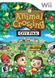 Animal Crossing: City Folk - Nintendo Wii (Video Game)