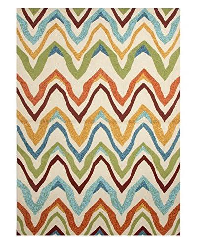 Jaipur Rugs Indoor/Outdoor Geometric Pattern Rug