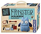 Toy - Kosmos 604080 - AllesKönnerKiste, Monster nähen