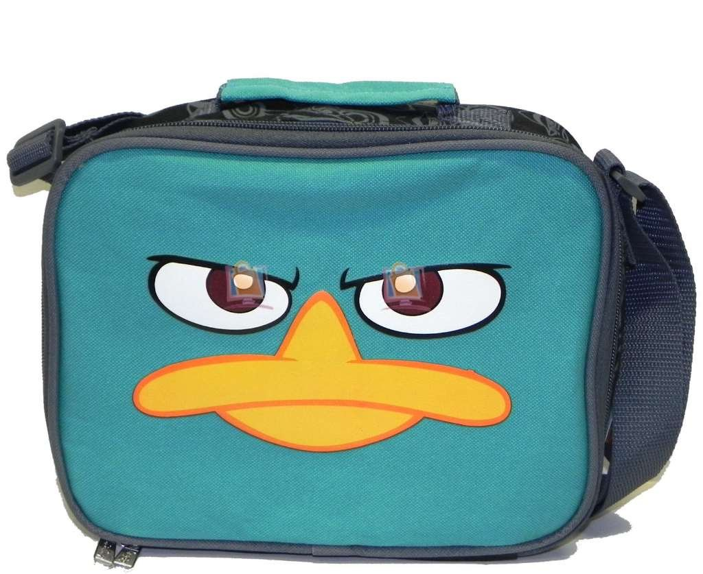 Phineas and Ferb Lunch Bag
