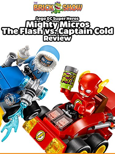 LEGO DC Comics Superheroes Mighty Micros : The Flash vs. Captain Cold