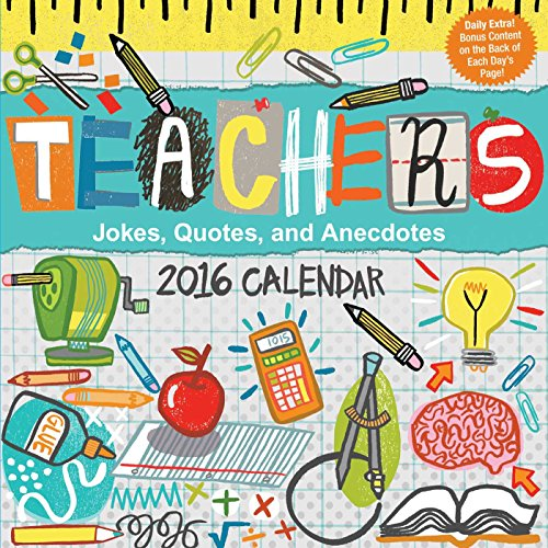 Teachers 2016 Daytoday Calendar