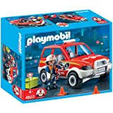 Playmobil - 4822 - Jeu de construction - Voiture de pompierpar Playmobil
