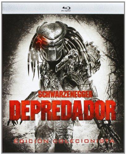 Depredador - Formato Libro [Blu-ray]