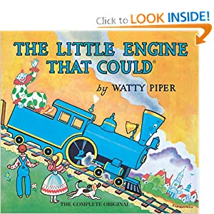 The Little Engine That Could mini
