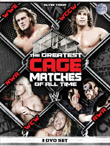 WWE - The Greatest Cage Matches Of All Time [DVD]