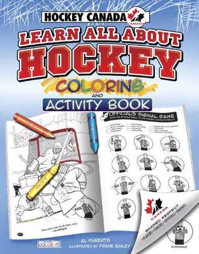 Hockey Canada's Learn All About Hockey: Color