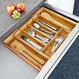 Relaxdays-Besteckkasten-mit-5-bis-7-Fchern-HBT-5-x-485-x-37-cm-groe-Besteckeinlage-aus-Bambus-als-Schubladeneinsatz-und-Kchenorganizer-Besteckeinteiler-aus-Holz-ausziehbarer-Besteckeinsatz-natur