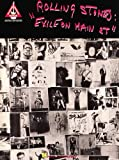 Rolling Stones: Exile On Main Street. Sheet Music for Guitar Tab