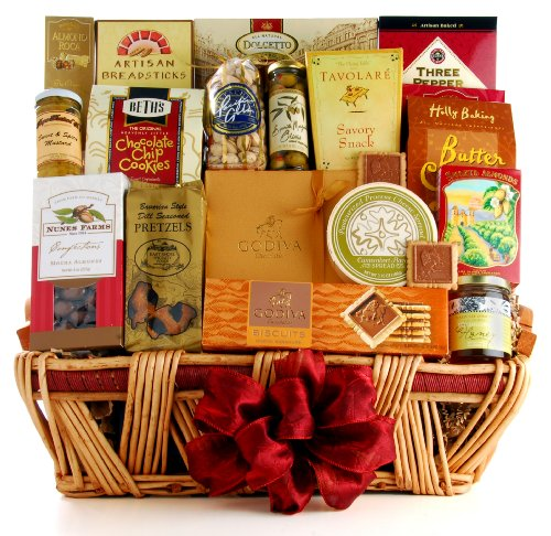 Wine.com California Bounty Gift Basket