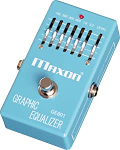 MAXON Graphic Equalizer GE601