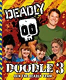 Steve Backshall Deadly Doodle Book 3