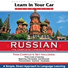 Learn in Your Car: Russian, the Complete Language Source Rede von Henry N. Raymond Gesprochen von:  uncredited