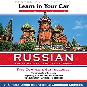 Learn in Your Car: Russian, the Complete Language Source Rede