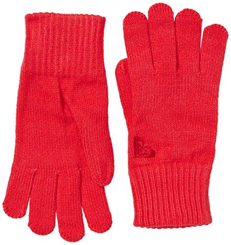 Roxy - Guanti da donna Mellow Gloves, Rosa (Sw Hibiscus), Taglia unica
