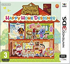 Animal Crossing: Happy Home Designer + 1 Tarjeta Amiibo
