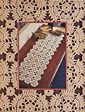 Crochet Patterns (Roses Bloom on Afghans, May/June 1990, Vol 4, No 3)