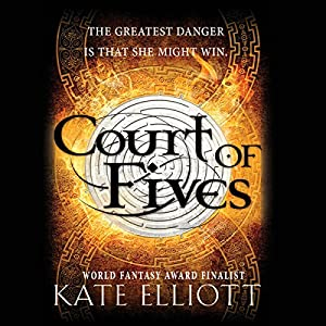 Court of Fives Audiobook