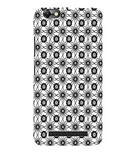 EPICCASE black sunflower Mobile Back Case Cover For Lenovo A2020 (Designer Case)