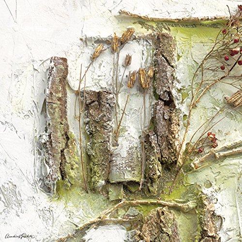 K-RH1178 Keilrahmen - Secret Garden V 30 x 30 cm