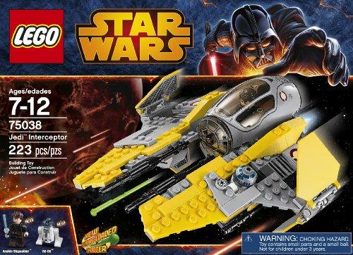 LEGO乐高 Star Wars星战系列 75038 绝地拦截机图片