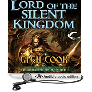 Lord of the Silent Kingdom: The Instrumentalities of the Night, Book 2 (Unabridged)