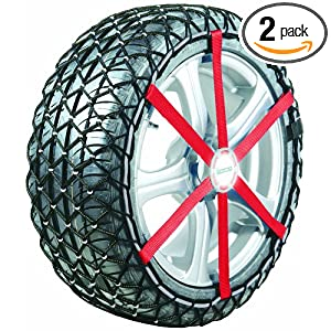 Amazon.com: Michelin 9801000 Easy Grip Composite Tire Snow Chain