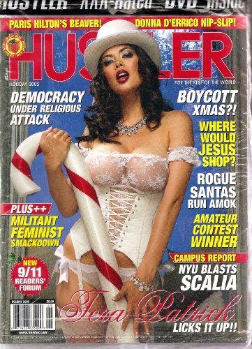 Opinion, the hustler donna derrico