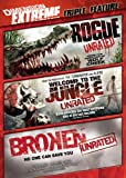 Dimension Extreme Triple Feature (Rogue / Welcome to the Jungle / Broken)