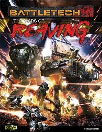 Battletech Wars of Reaving (Battletech Sourcebooks) written by Ben H. Rome