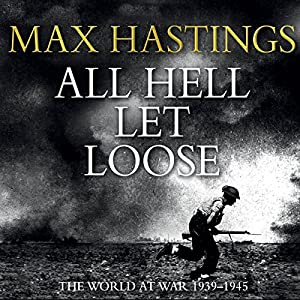 All Hell Let Loose Audiobook