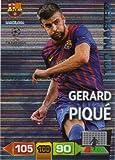 Adrenalyn XL 2011-2012 Champion League Barcelona Gerard Pique (Top Master)