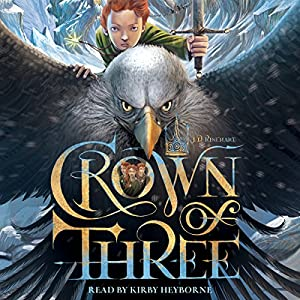Crown of Three Audiobook